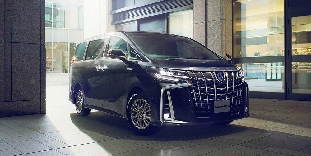Vans Auto Sales >> Lexus Luxury Minivan to Start Production in 2020 | Lexus ...