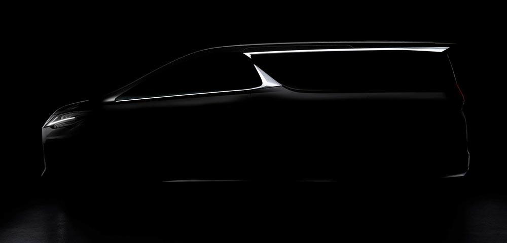 Lexus MPV LM