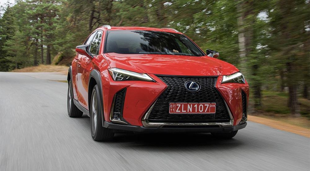 Lexus UX Review Motor Trend
