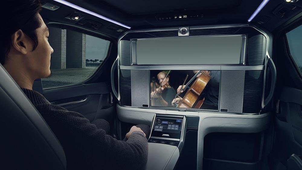 Introducing The Lexus Lm Luxury Minivan Lexus Enthusiast