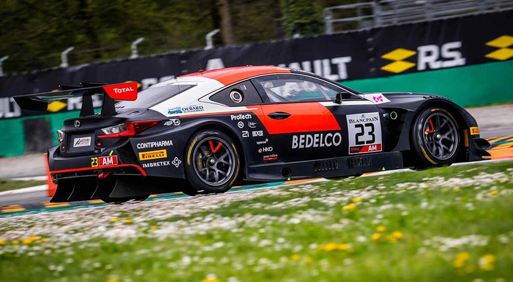 Lexus Tech Racing