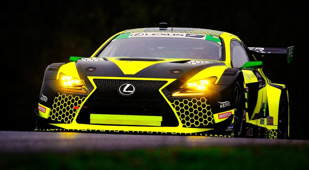 Lexus Racing Second photo
