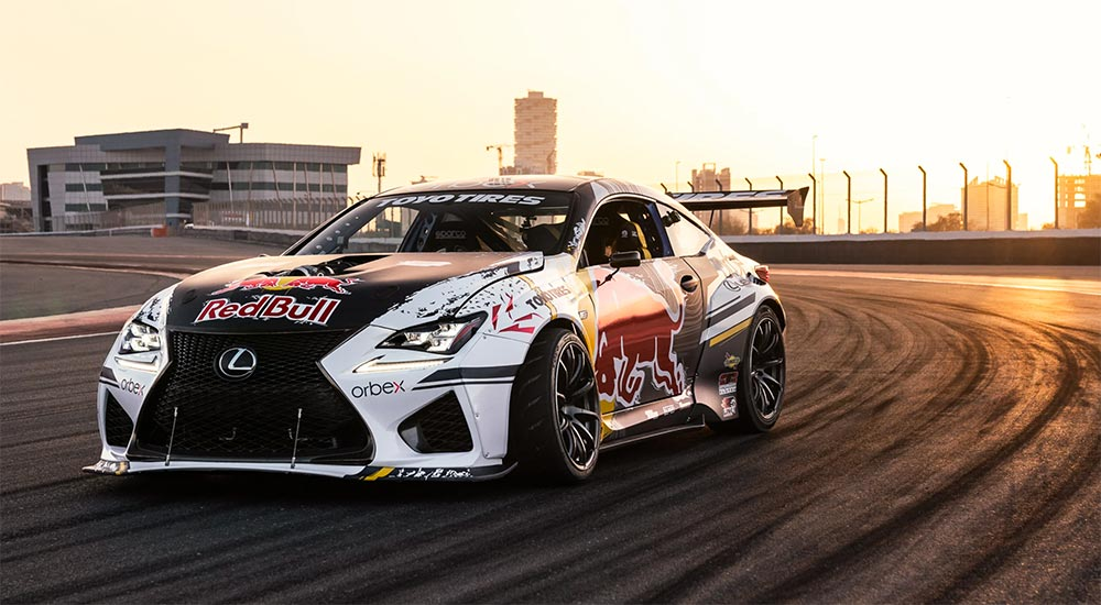 Build A Lexus >> Lexus Builds 844 Horsepower Rc F For Pro Drifting Champion