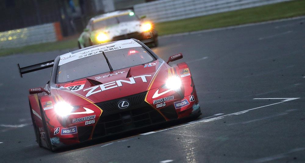 Lexus Super GT