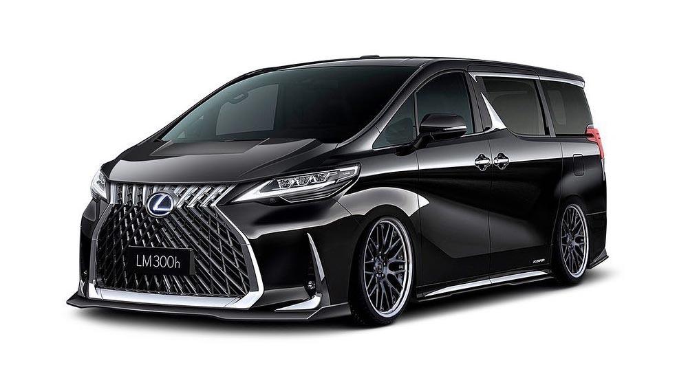 Lexus LM KUHL Racing
