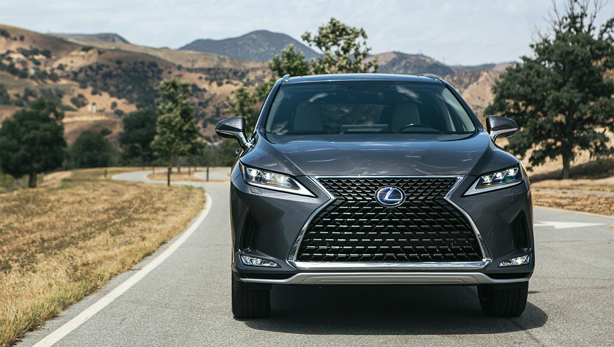 Introducing the Updated 2020 Lexus RX & RX F SPORT | Lexus Enthusiast