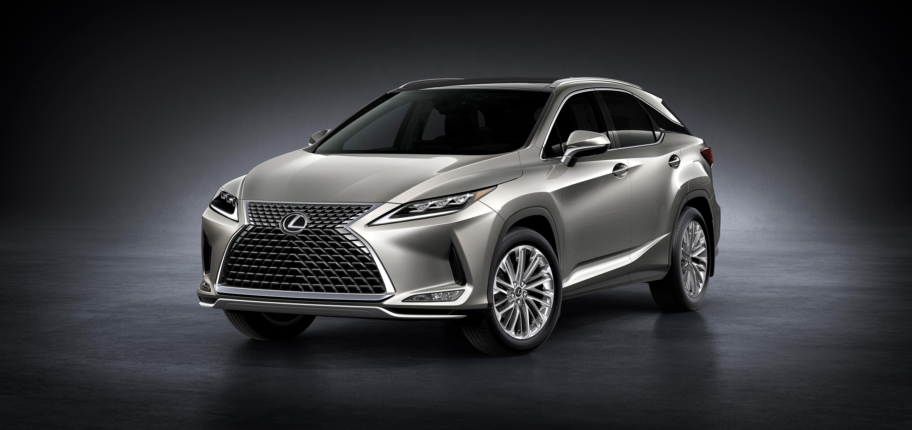 New Lexus Rx >> Photo Gallery: The Updated 2020 Lexus RX & RX F SPORT ...