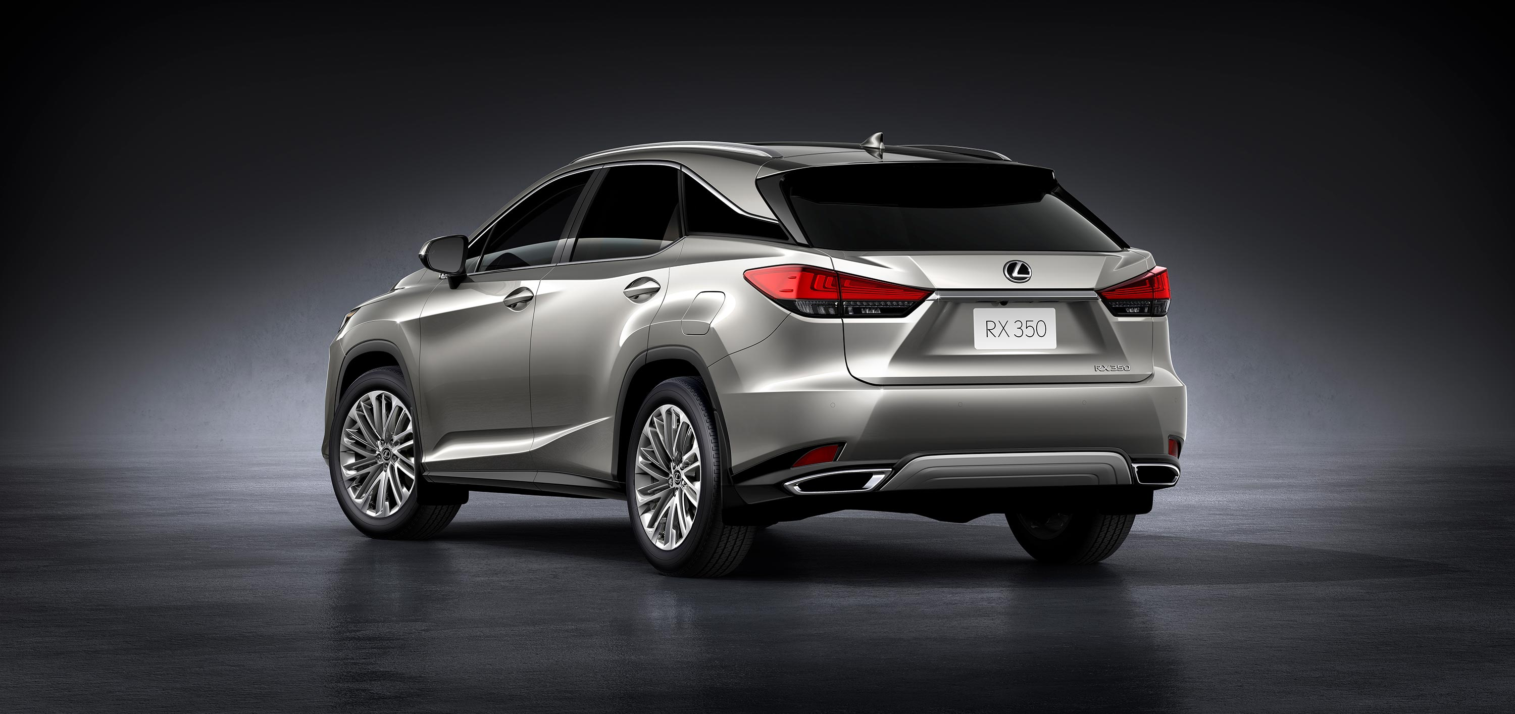 Lexus Rx F Sport >> Photo Gallery: The Updated 2020 Lexus RX & RX F SPORT ...