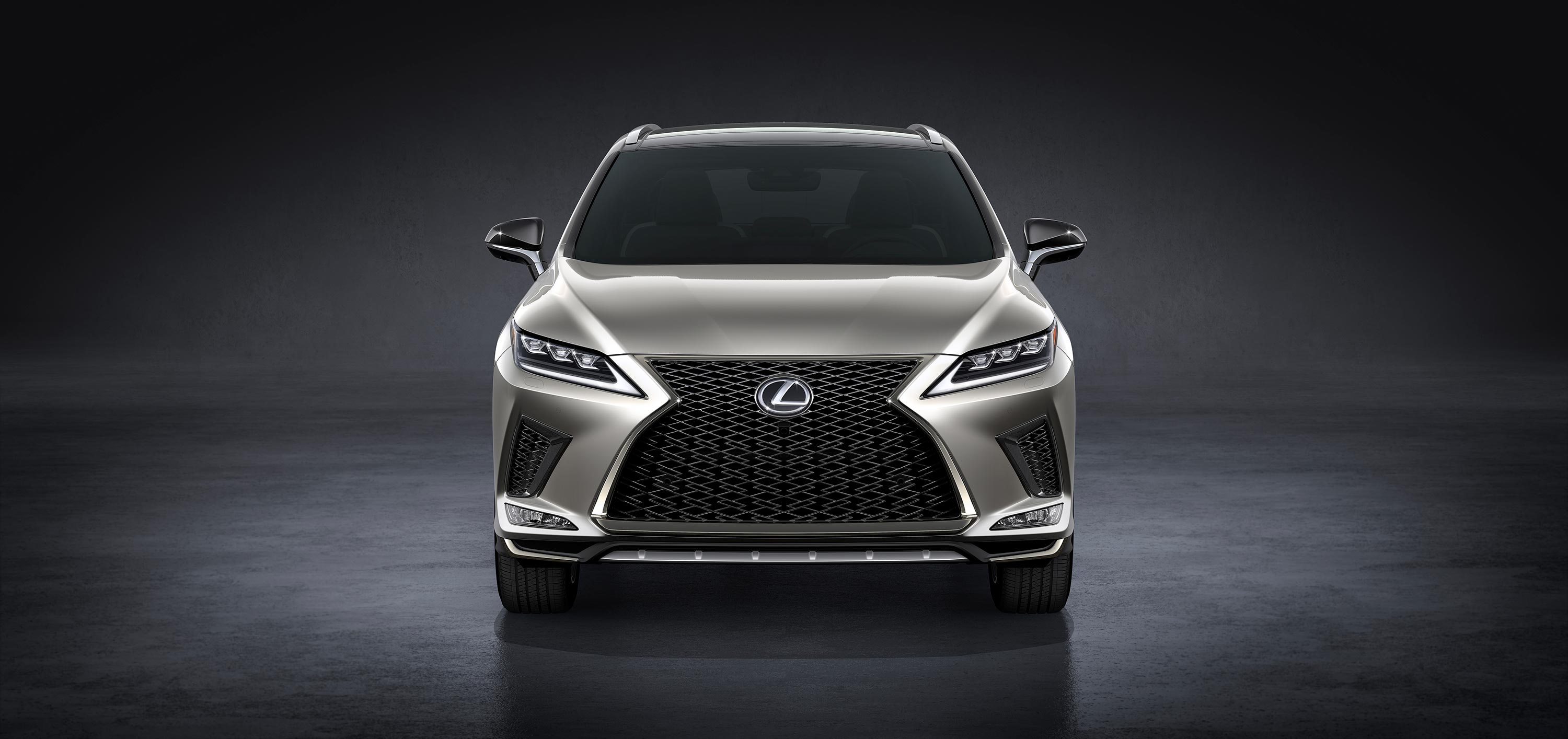 New Lexus Rx >> Photo Gallery: The Updated 2020 Lexus RX & RX F SPORT | Lexus Enthusiast
