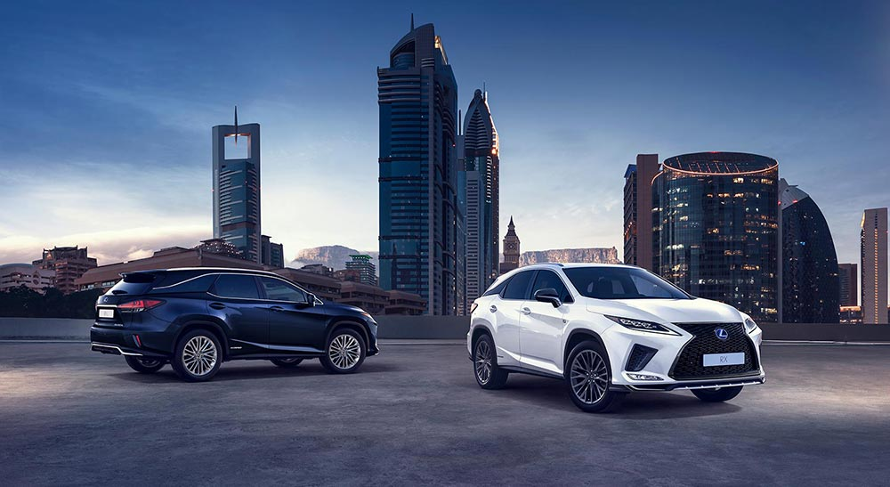 Lexus RX 2020 Photo Gallery