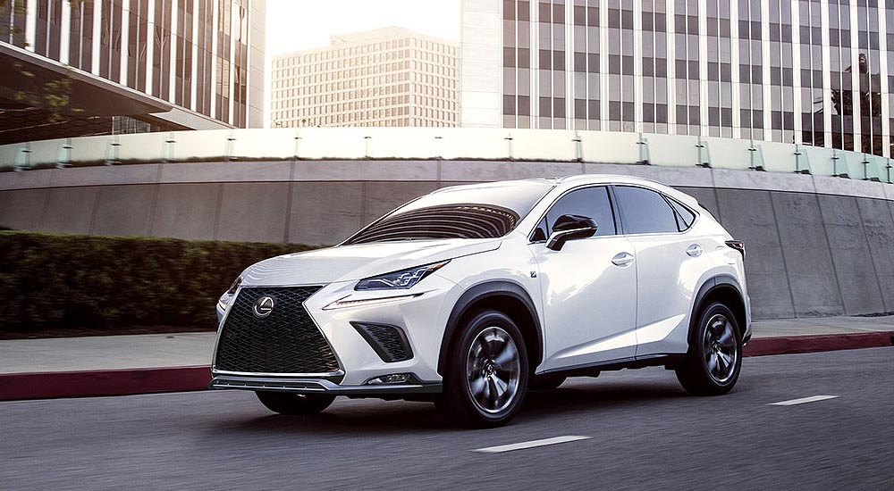 Lexus USA Sales February