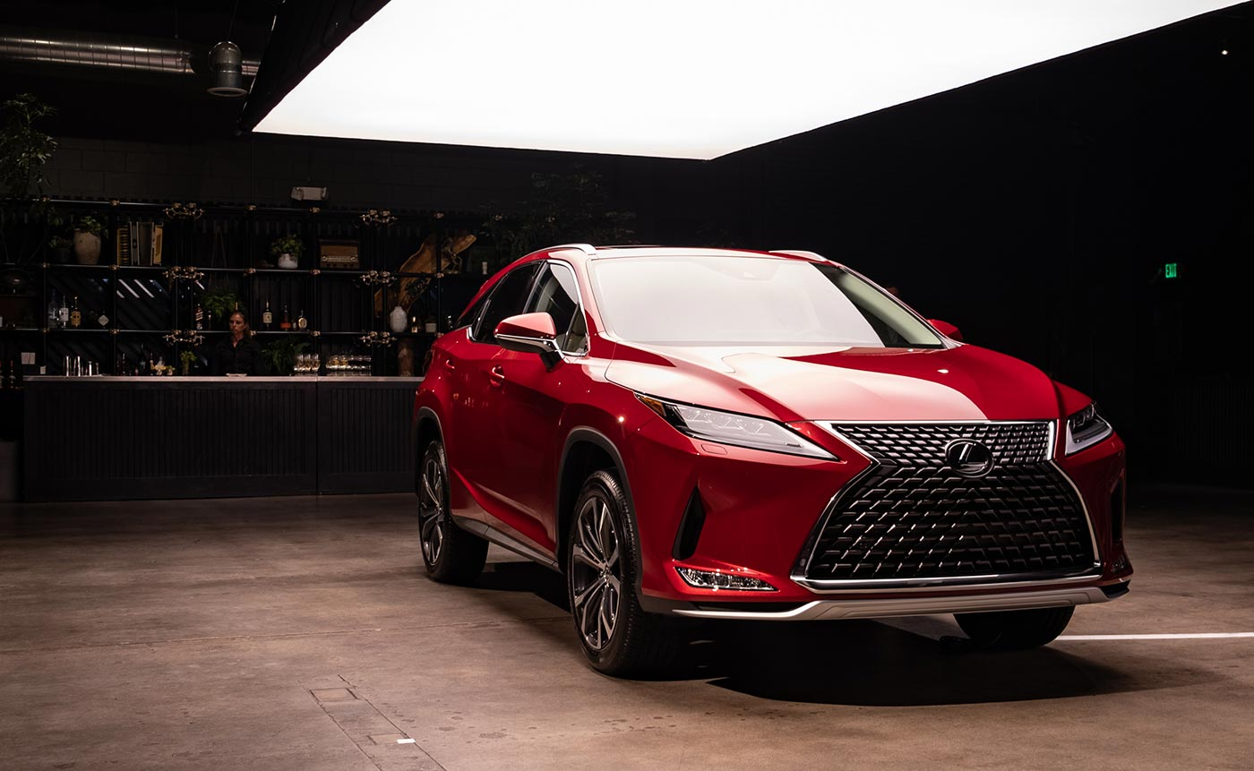 First Impressions The Updated 2020 Lexus Rx Crossover