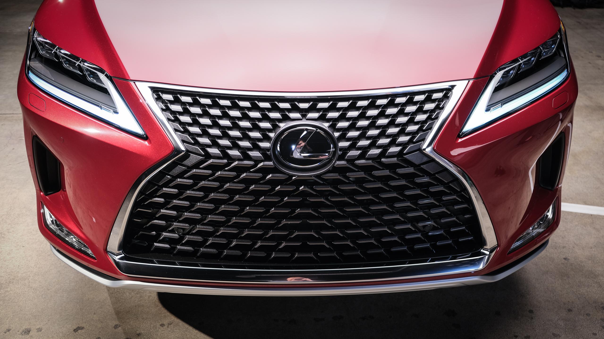 Lexus RX Standard Front