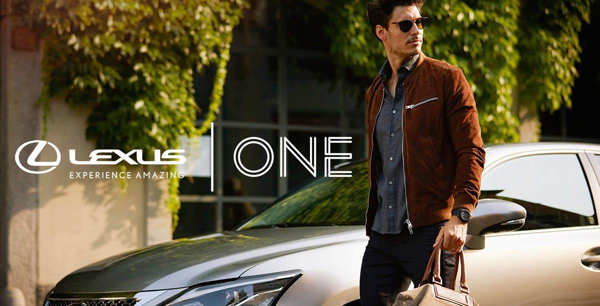 Lexus One Subscription Service