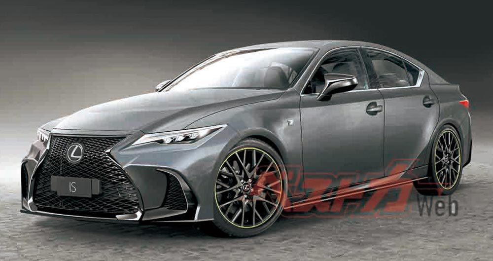 Lexus IS Next-Gen