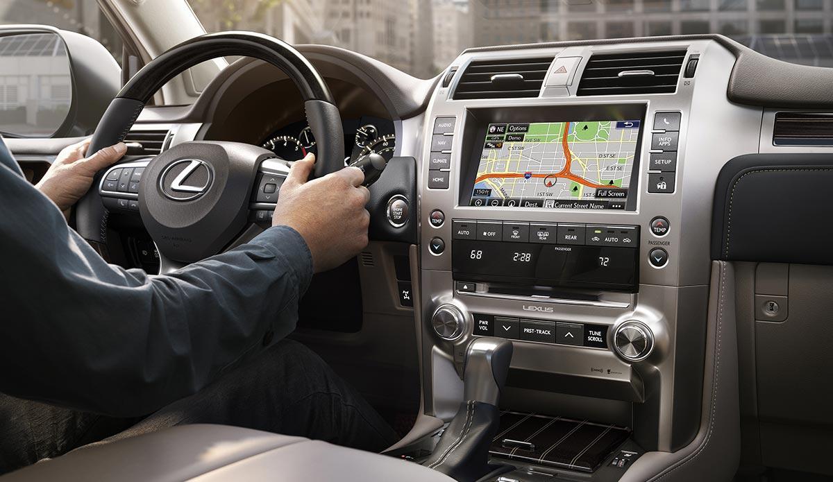 Lexus GX Interior 2020