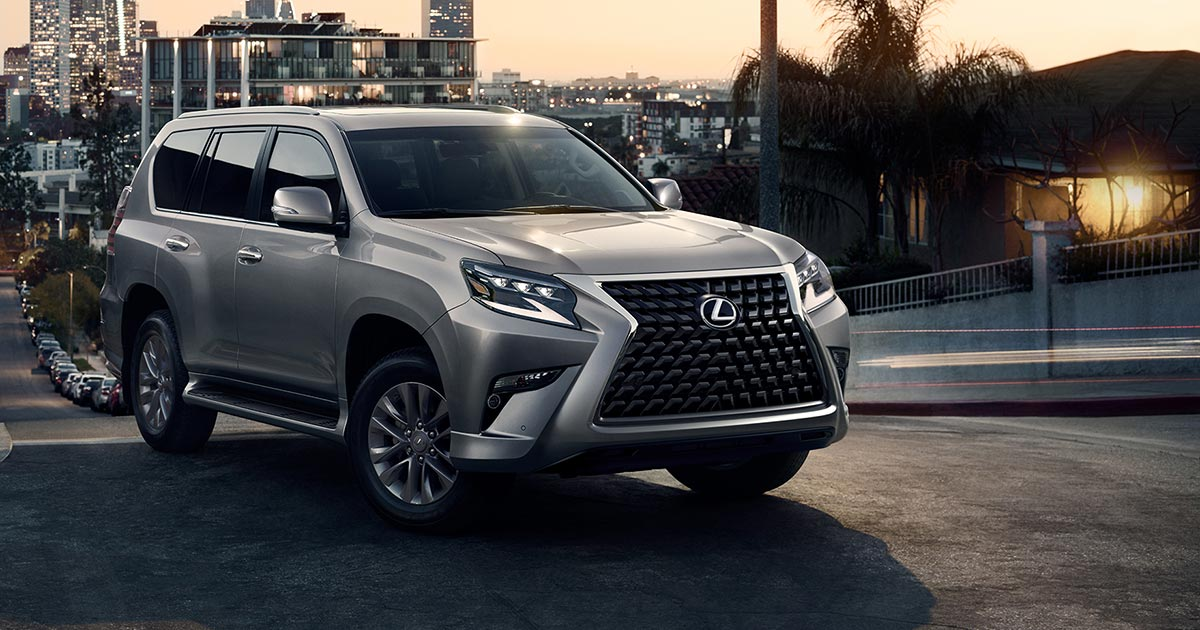 Introducing The Updated 2020 Lexus Gx 460 Lexus Enthusiast