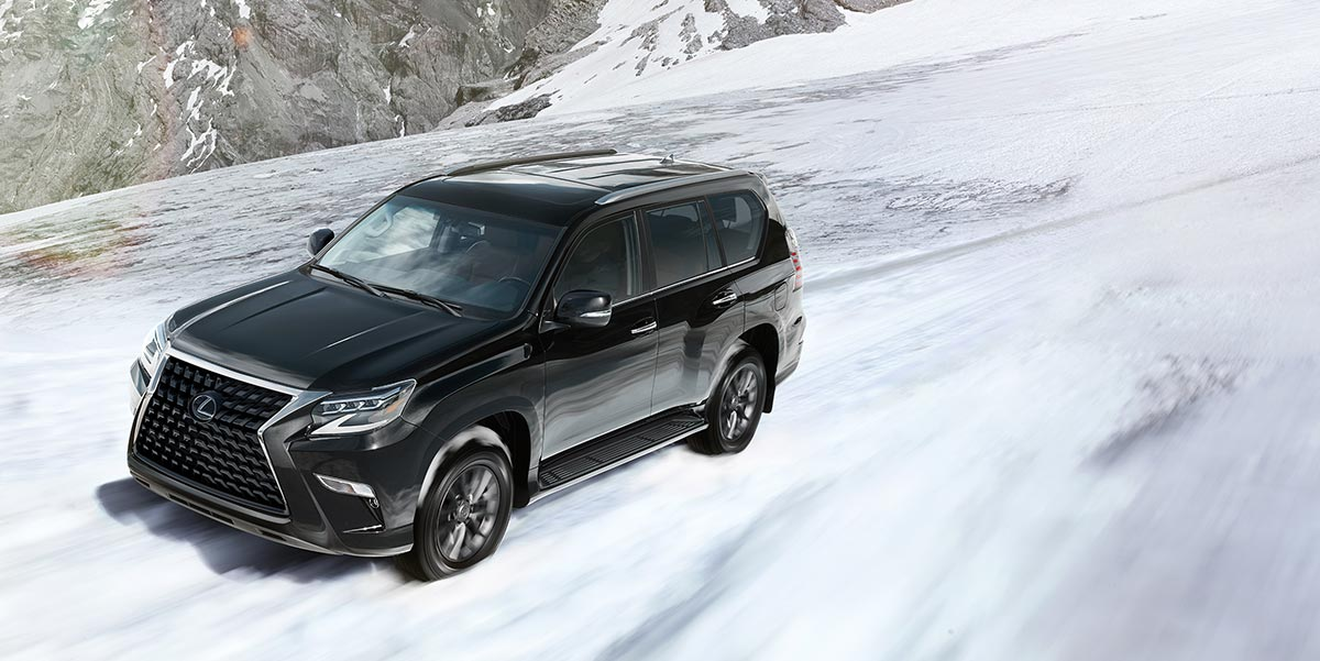 Lexus GX Snow 2 2020