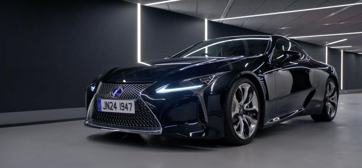 Lexus Men in Black International