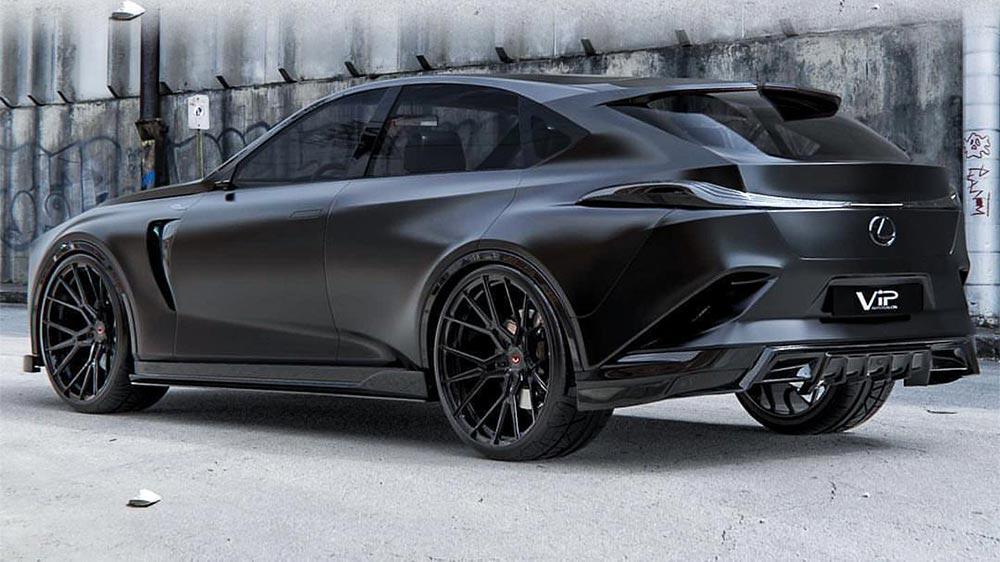 Lexus LF-1 Limitless VIP Auto Salon