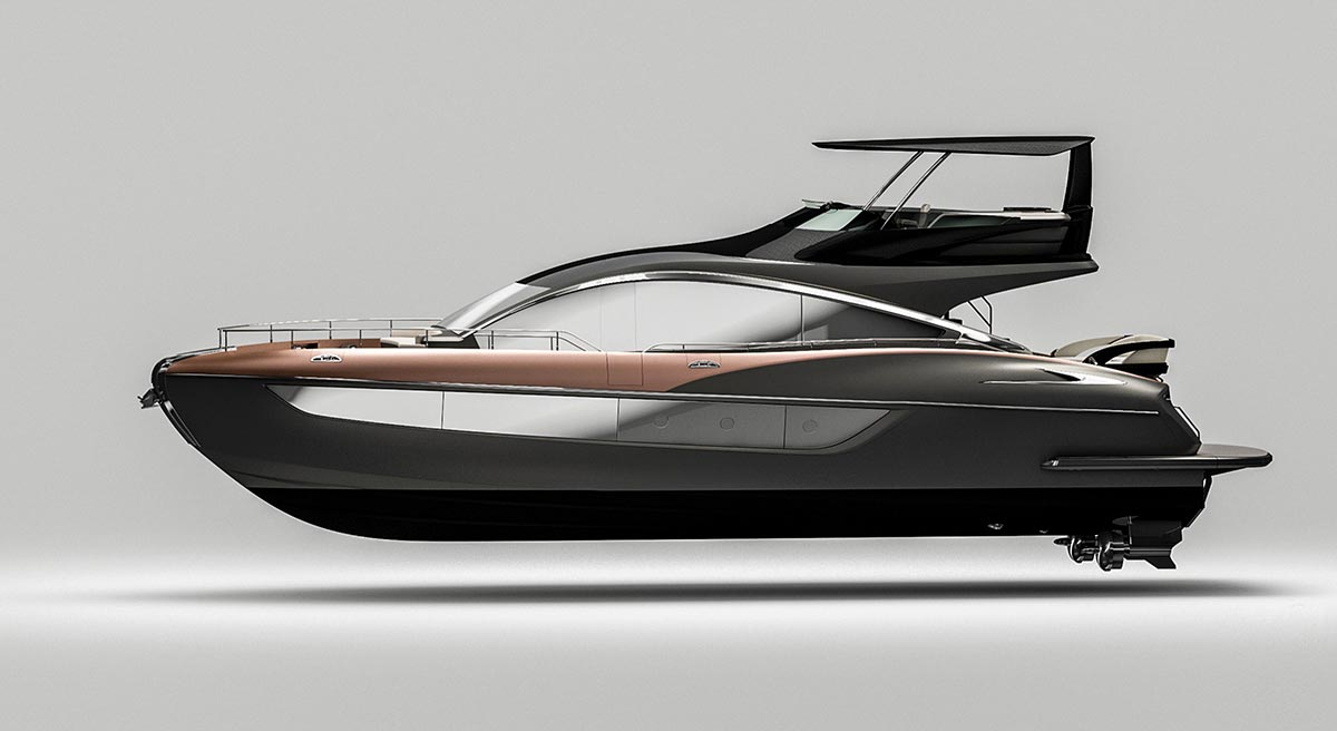 Lexus LY Yacht Making