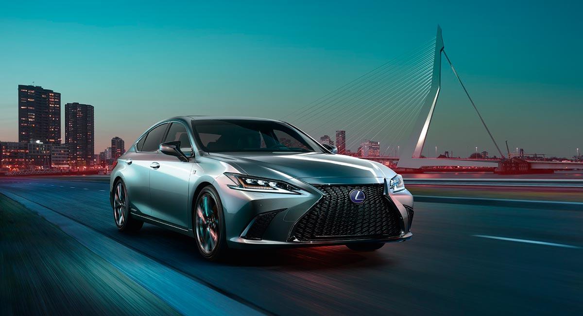 Lexus ES June Sales