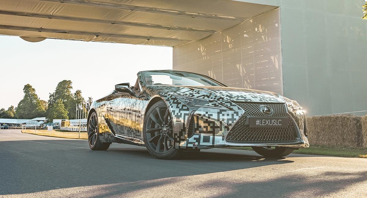 Lexus LC Convert Final
