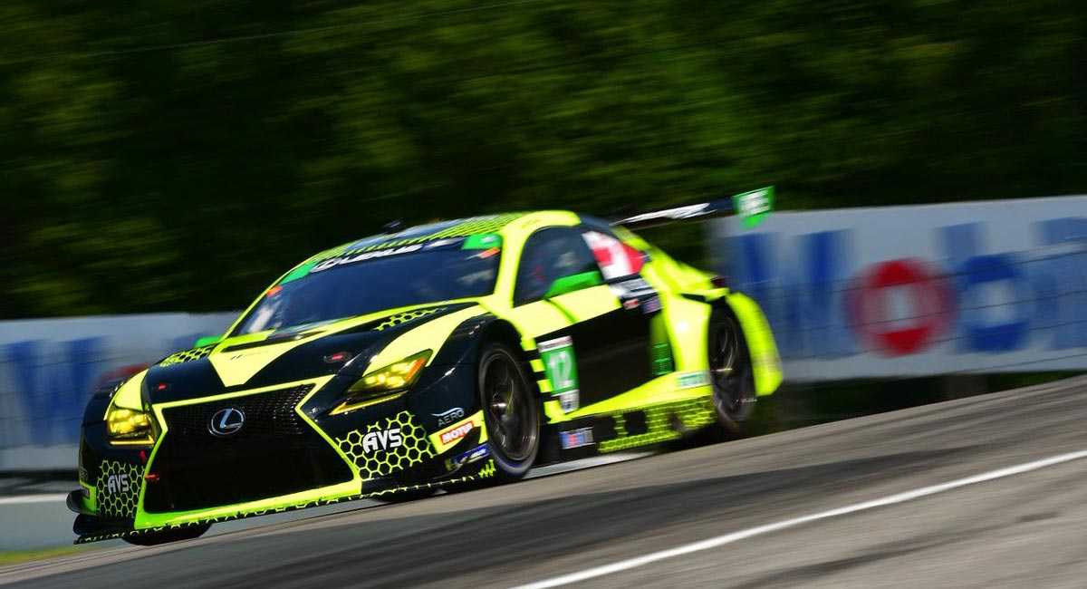 Lexus RC F GT3 Racing