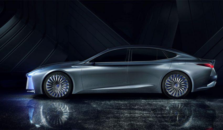 Apple CarPlay Added to Lexus LS Sedan, LC Coupe, RC Coupe