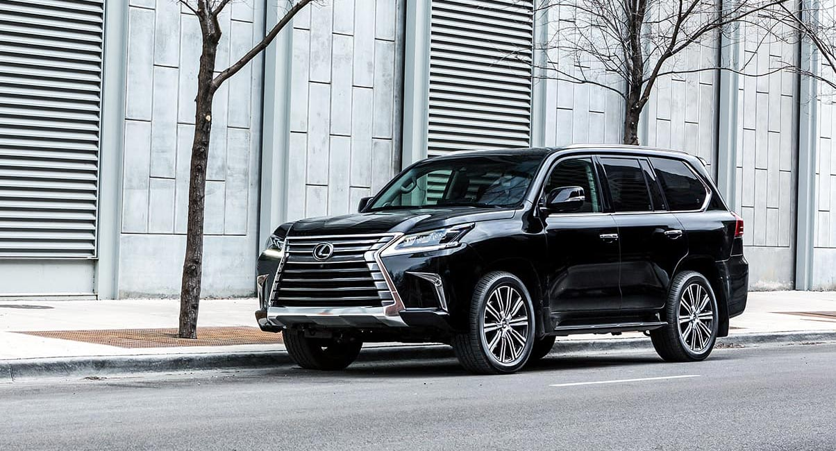 Lexus LX Brand Loyalty