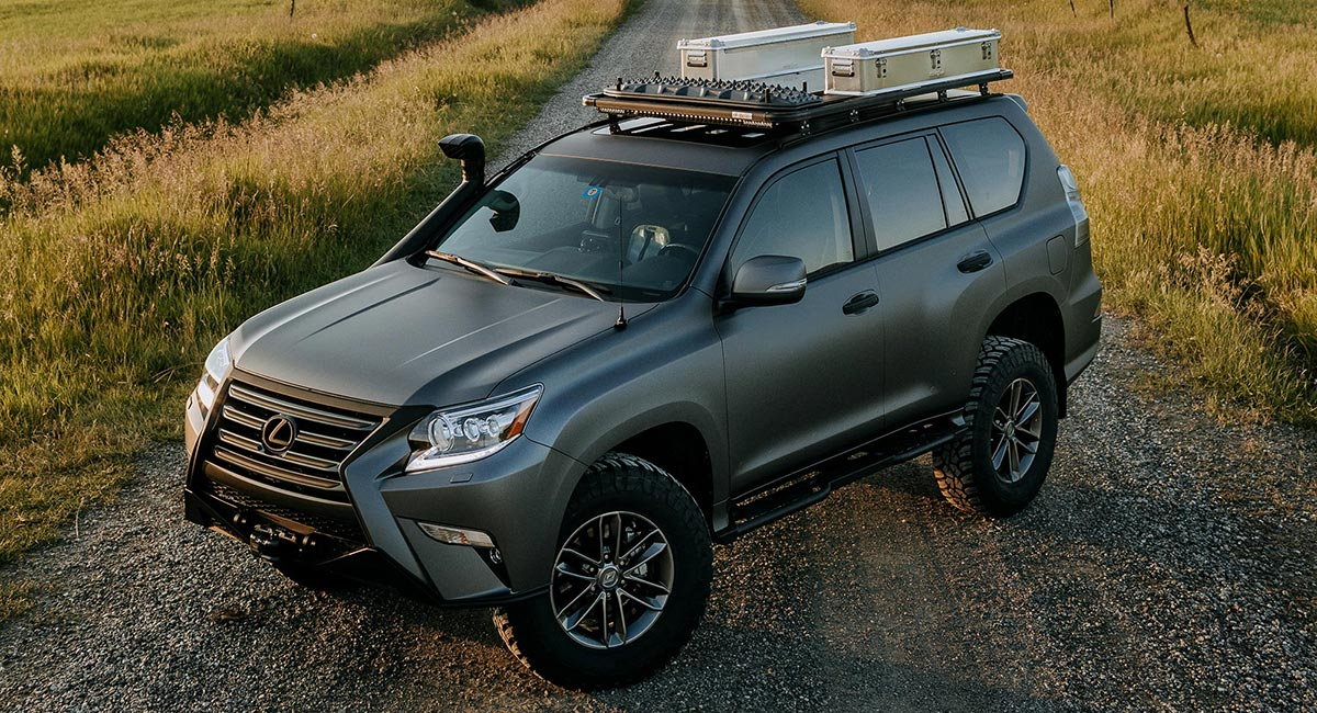 Lexus Gs Lease >> Introducing the Lexus GXOR SUV Concept | Lexus Enthusiast
