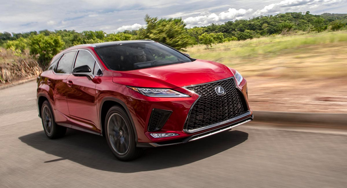 Lexus RX 2020 Reviews