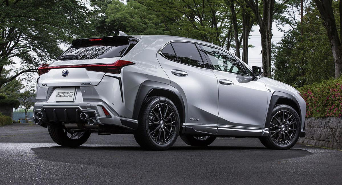 Lexus UX Crossover TOM'S Body Kit