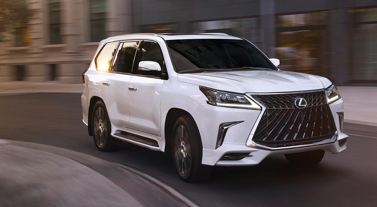 Lexus LX 2020 Sport Package