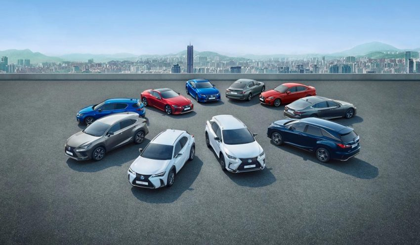 Lexus Enthusiast | Lexus News & Community Forum