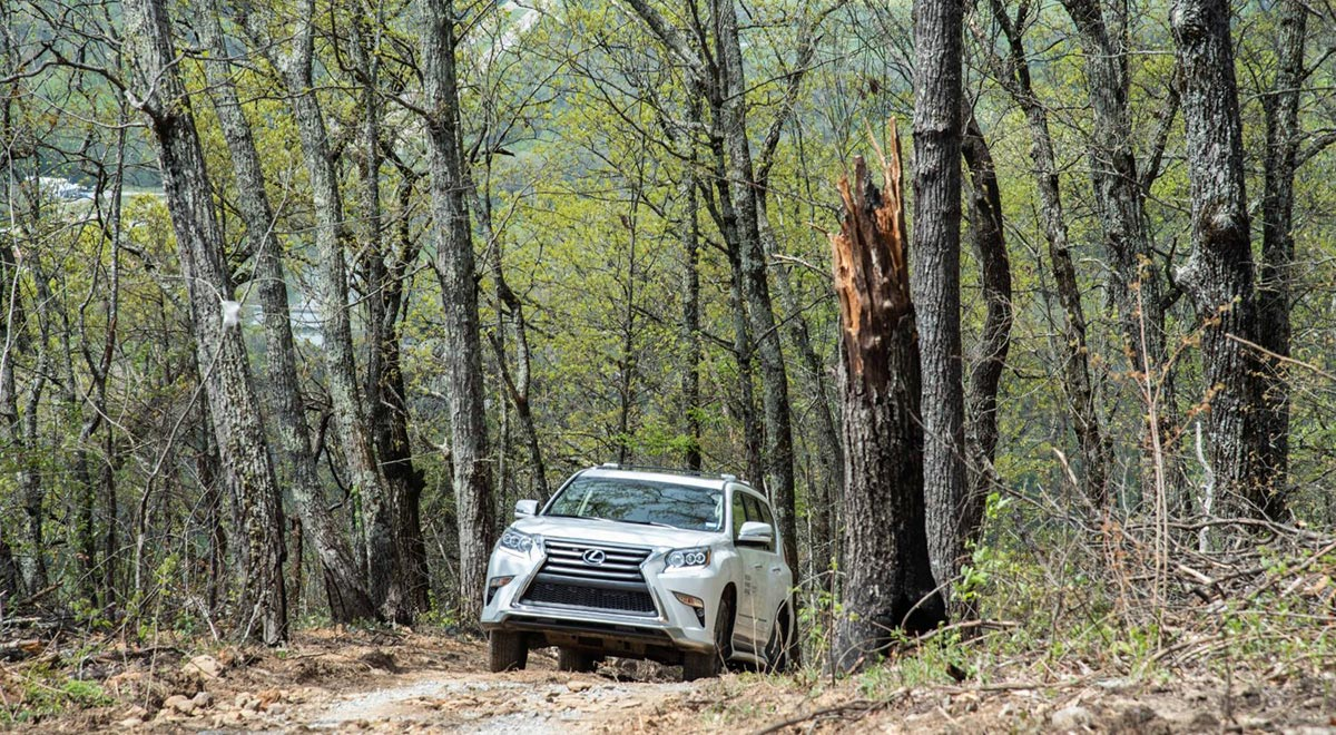 Lexus Off-Road Adventure