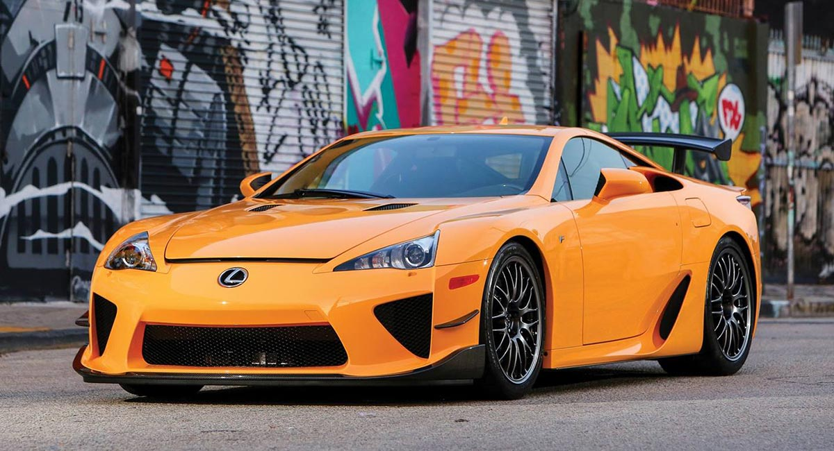 Lexus LFA Next-Generation