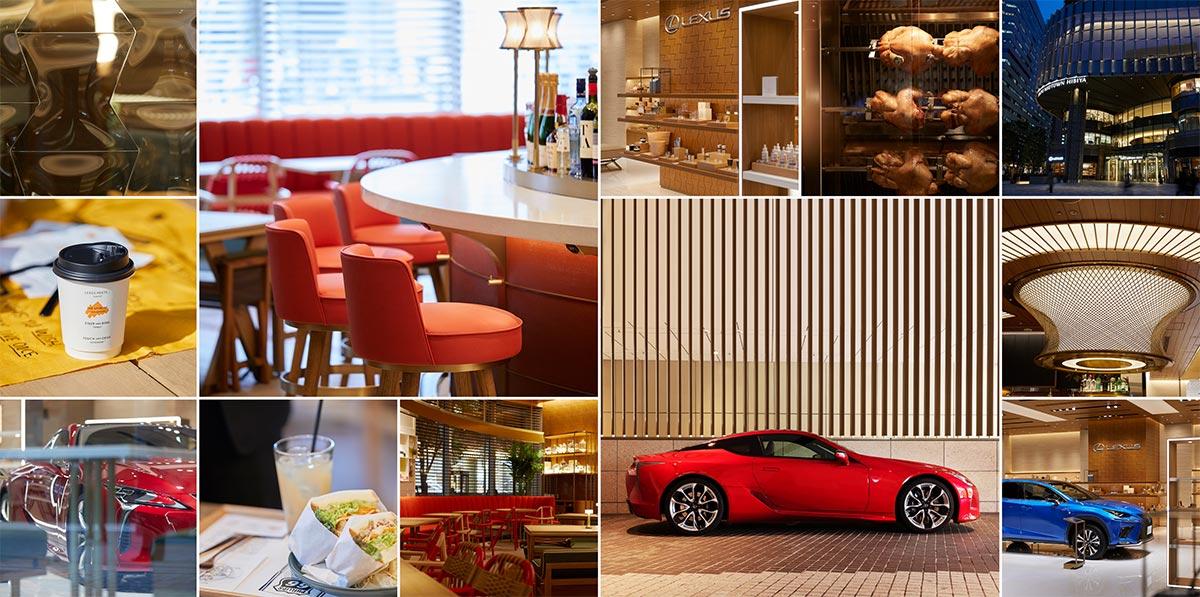 Lexus Meets Tokyo