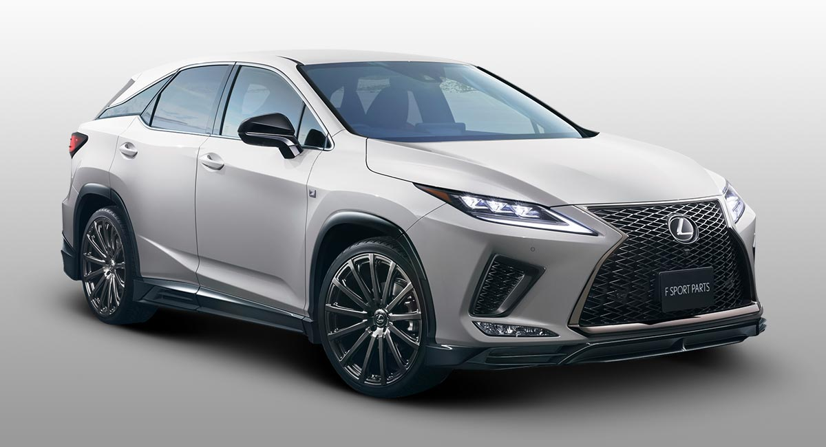 Lexus RX TRD Body Kit