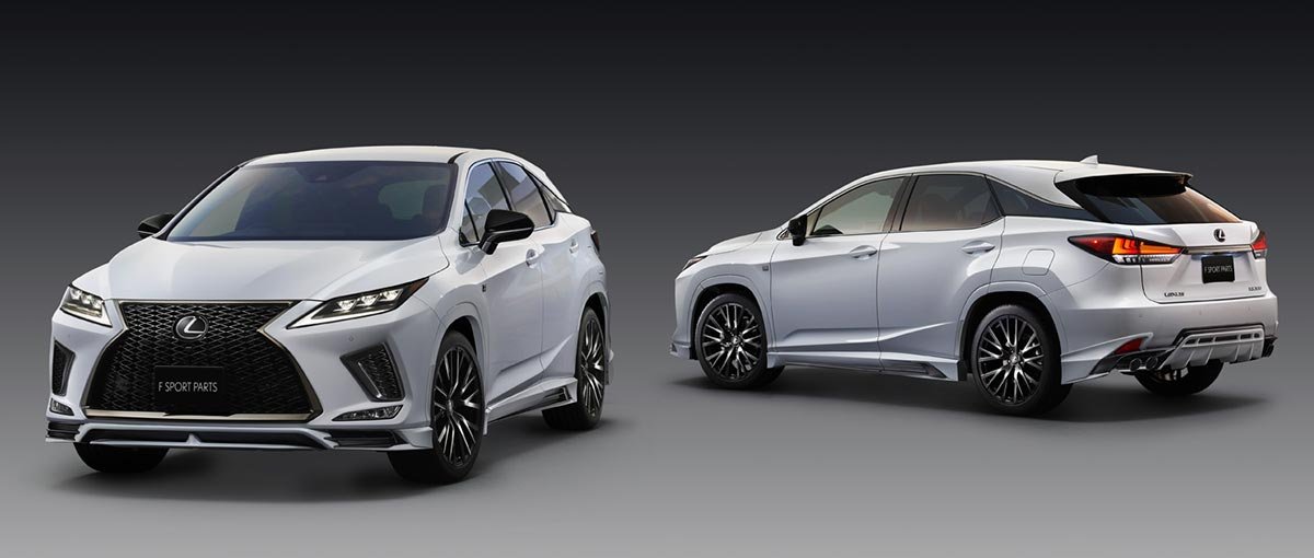 Lexus RX TRD Body Kit Front & Rear