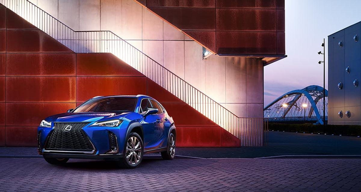 Lexus UX Car Sales