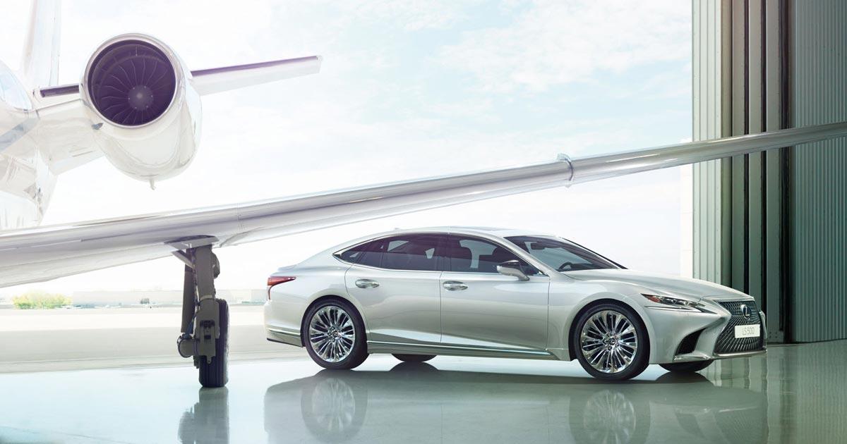 Lexus Jet Real Life