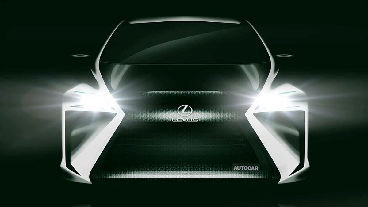 Lexus EV Concept