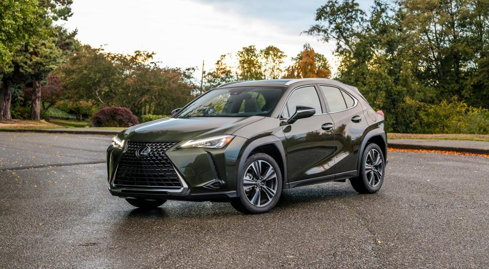 Lexus September Sales