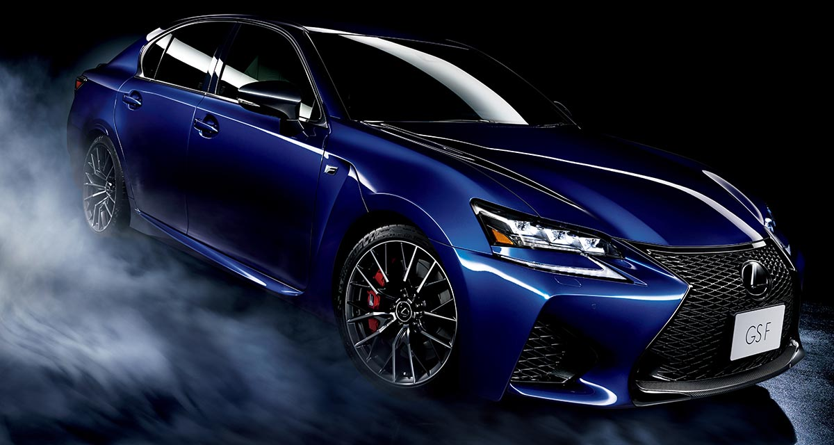 Lexus GS F 2020 Changes
