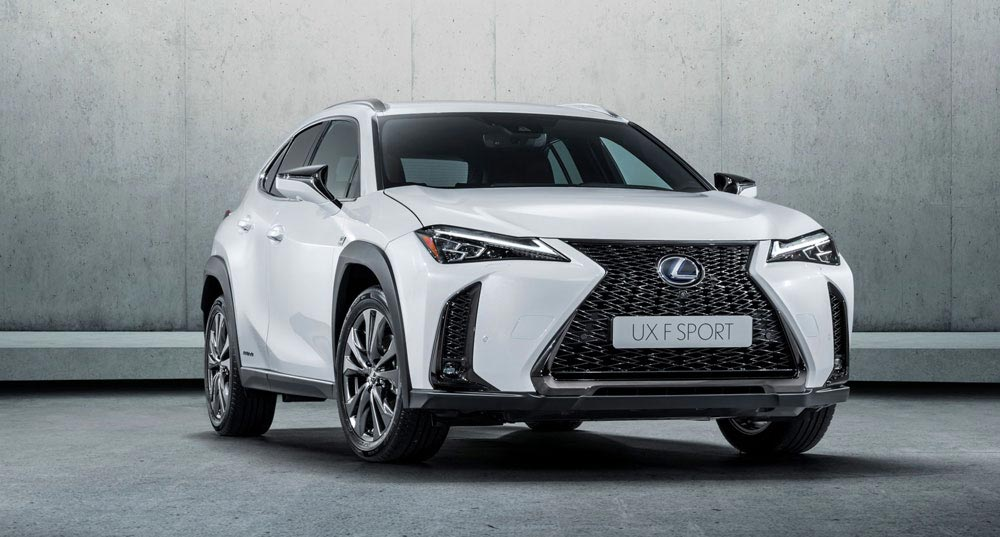 Lexus UX Crossover Pure Electric