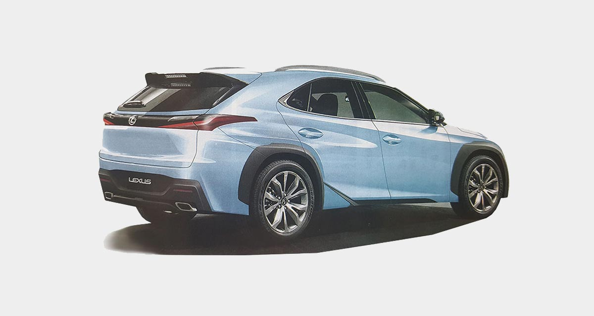 Lexus CT Crossover