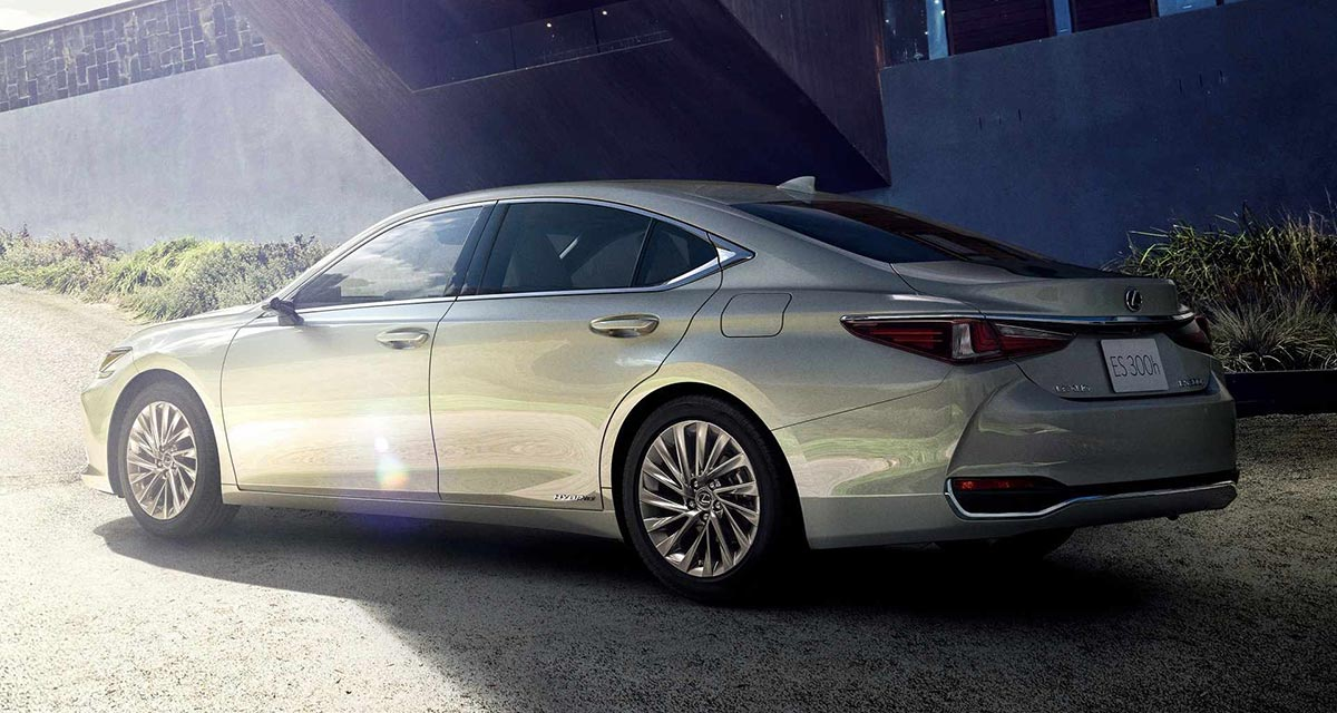 Lexus ES All Wheel Drive