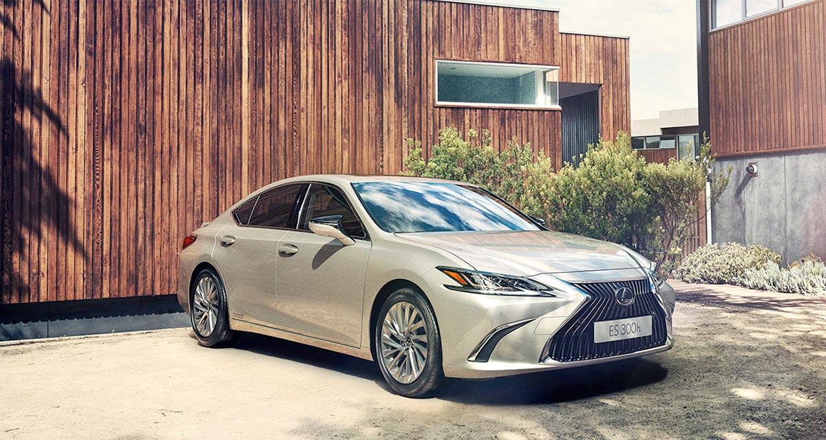 Lexus Sales in China