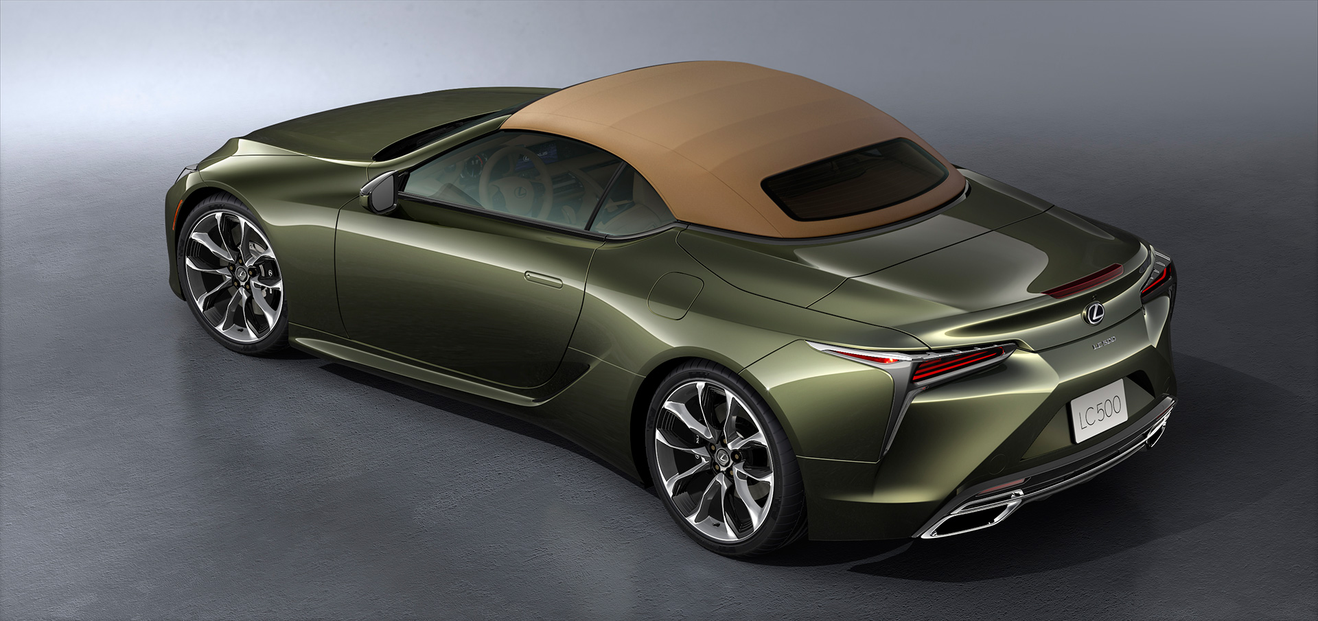 Photo Gallery All The Lexus Lc Convertible Colors Lexus Enthusiast